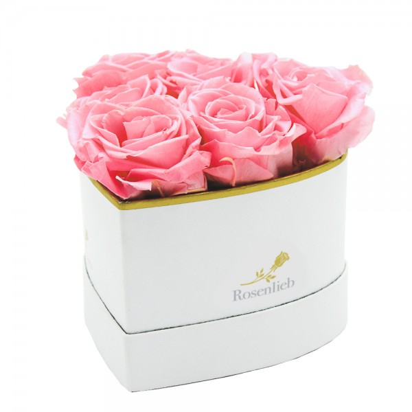 Sweet Heart - 6 Infinity Roses