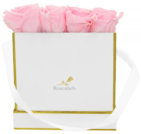 Square Bellissima - 12 Infinity Roses